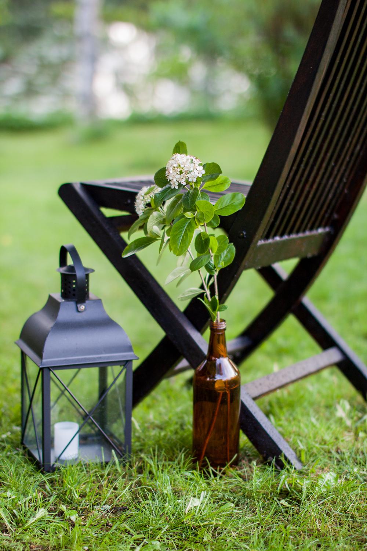 Sateen jälkeen ja terassikalusteiden uusi ilme – helppo DIY
