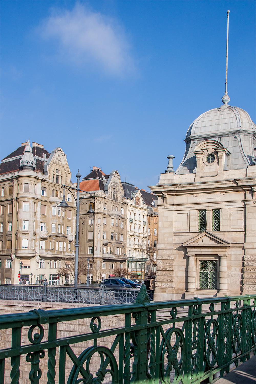 Budapest – Kun kaikkialla on niin kaunista.