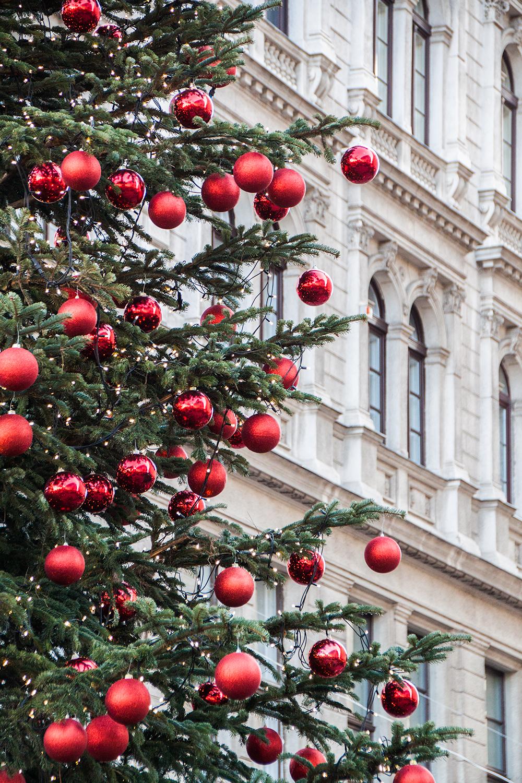 Budapest – Joulumarkkinoiden tunnelmaa.