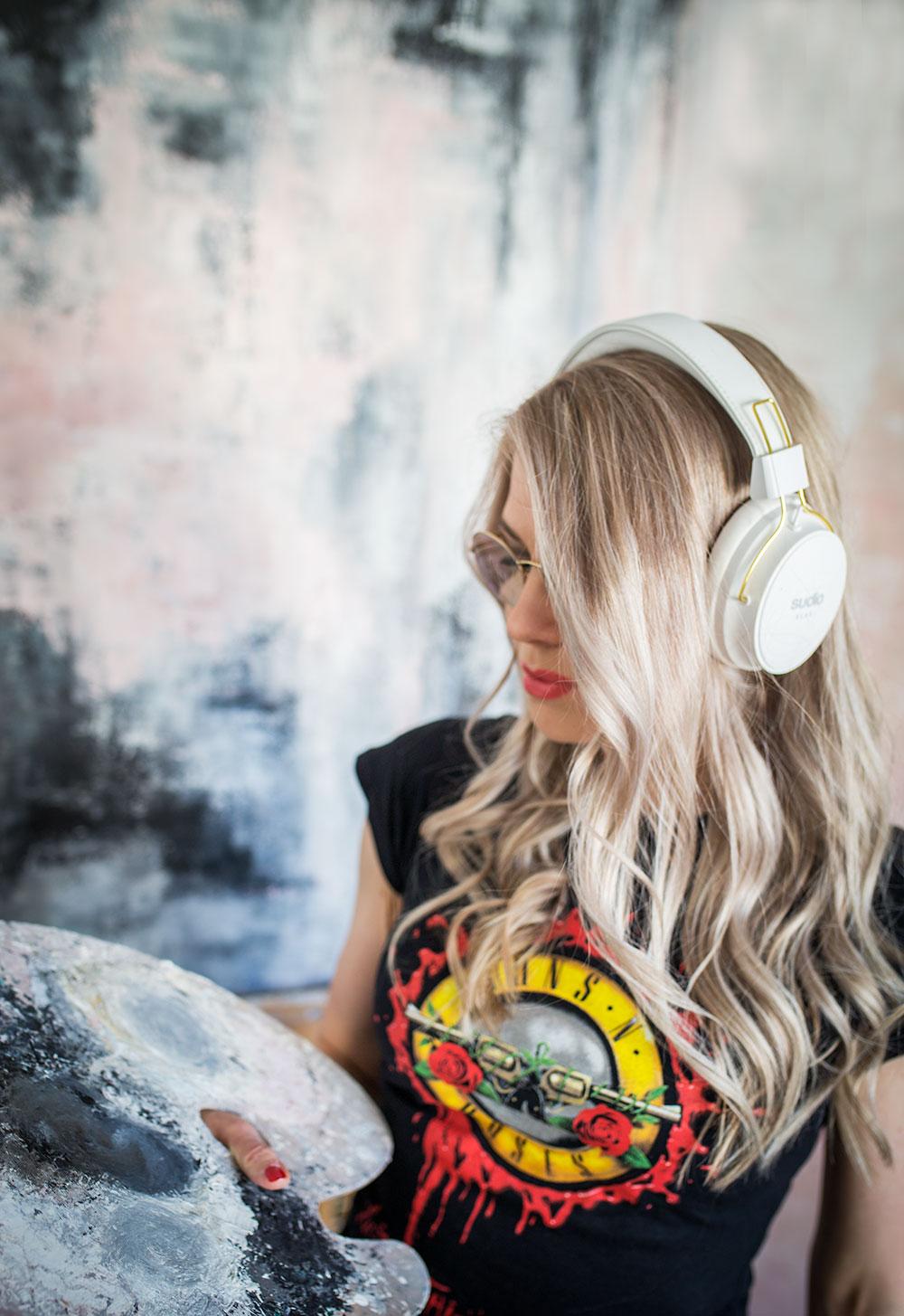 Musiikki luomisvoimana ja alekoodi Teille, olkaa hyvä!
